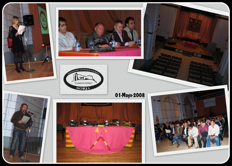 Inauguración 12 (Collage)