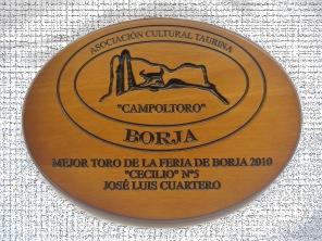 Mejor TORO 2010 (2)