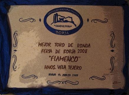 Mejor TORO de RONDA 2008 (2)