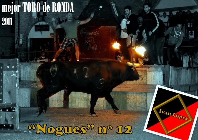 Mejor TORO de RONDA 2011 (1)