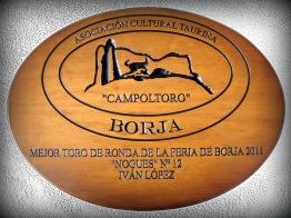Mejor TORO de RONDA 2011 (2)