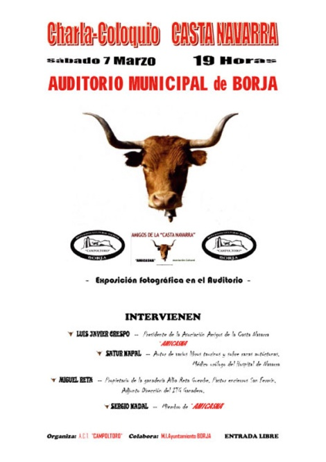 Charla Amicasna 1 (Cartel)