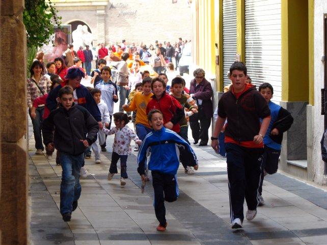 Enciero Infantil 2010 2