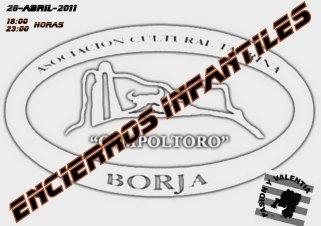 Enciero Infantil 2011 1 (Cartel)