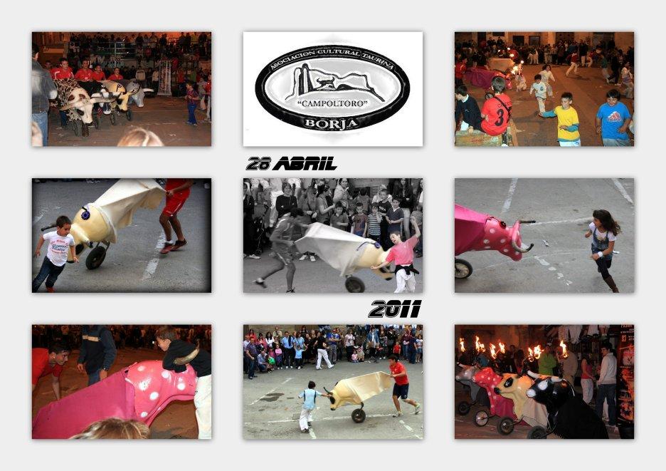 Enciero Infantil 2011 12 (Collage)