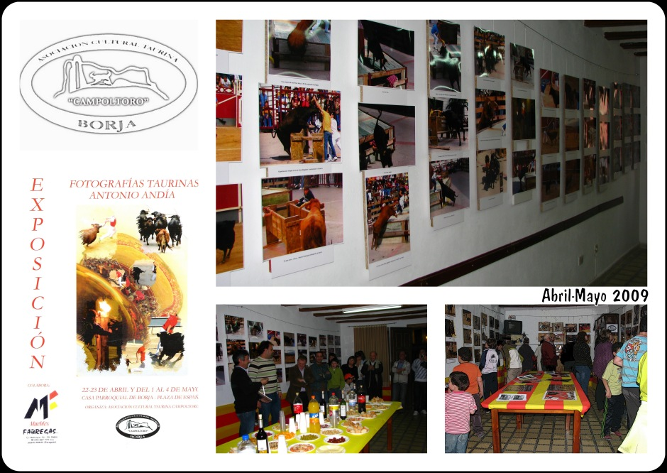 Exposición Antonio Andía -Agapito- 10 (Collage)