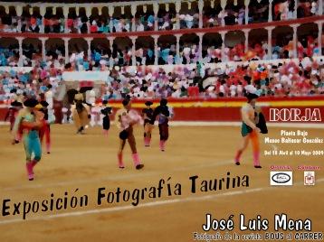 Exposición J. L. Mena 1 (Cartel)