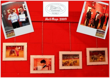 Exposición J.L. Mena 10 (Collage)