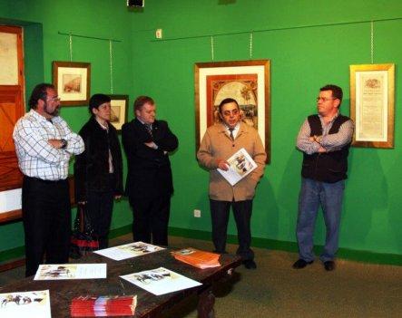 Exposición Litografías Palacio de Bureta 2