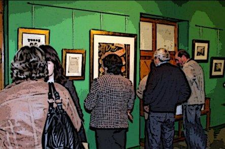 Exposición Litografías Palacio de Bureta 3