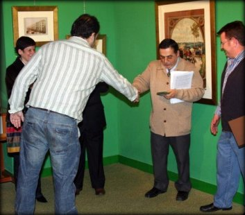 Exposición Litografías Palacio de Bureta 8