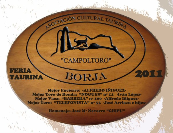 Premios 2011 (Original)